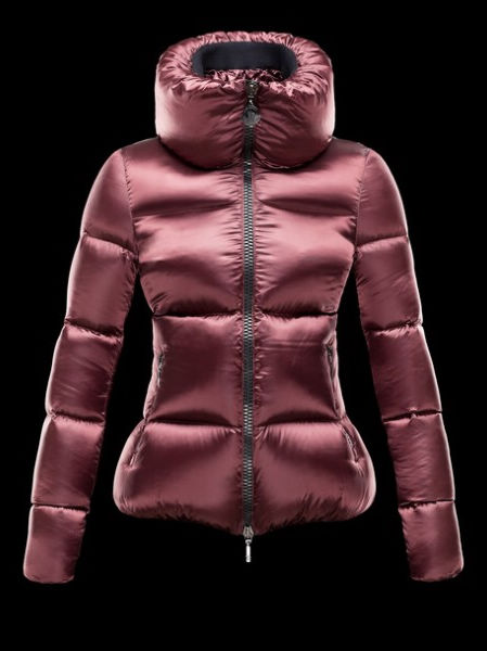 Moncler Women Down Coat BGolddeaux