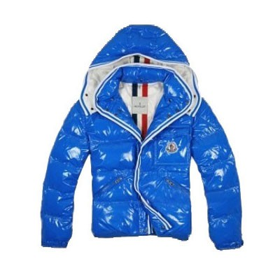 Moncler Down Branson Doudoune Navy Jacket Men