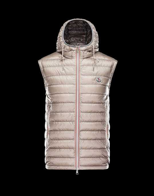 Men's Moncler Down Vests 2017