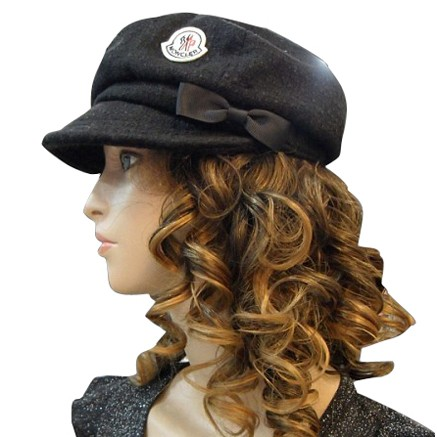 Moncler Fashion Black Cap