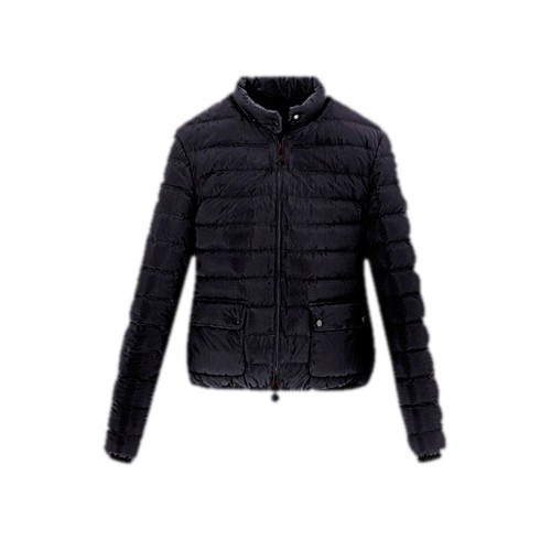Moncler Fashion Black Jacket Women
