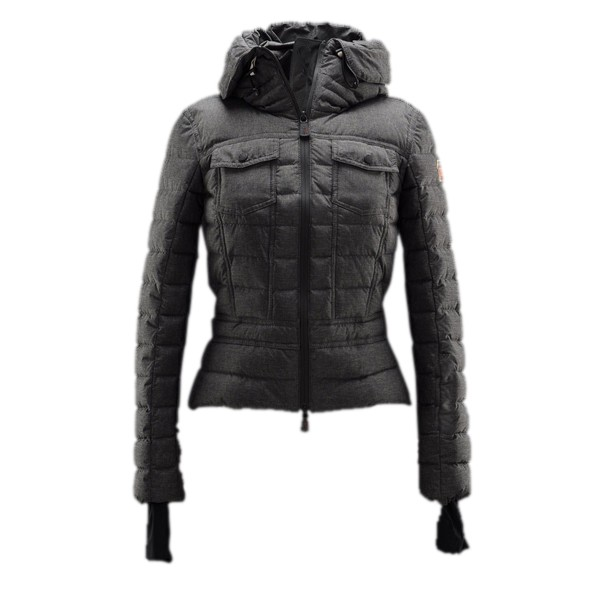 Moncler Fashion Grey Jacket Women