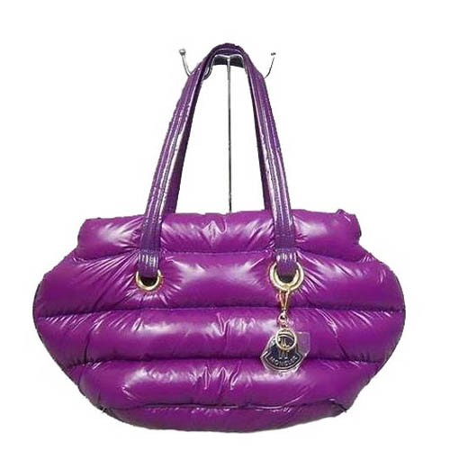 Moncler Fashion Purple Handbag