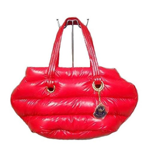 Moncler Fashion Red Handbag