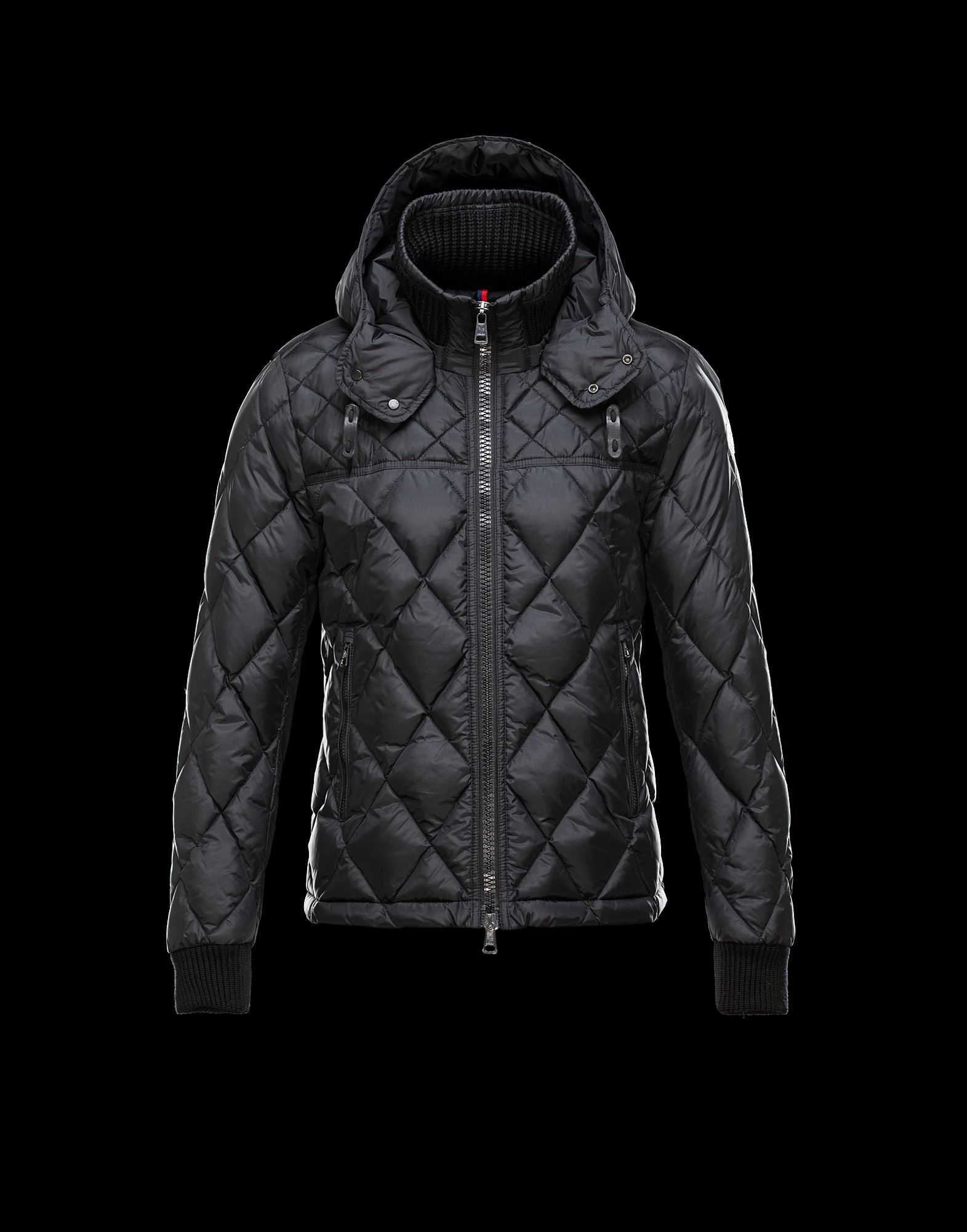 Moncler GIRARDOT Fashion Down Jackets Mens Black