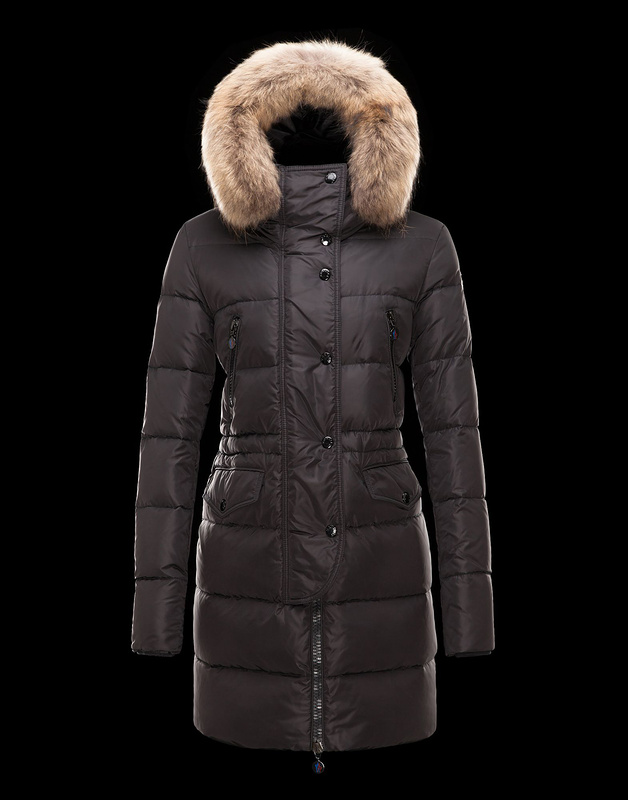 Moncler Genevrier Long Coats for Women