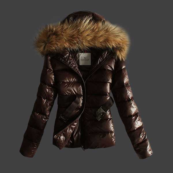 Moncler Jackets Angers Chocolat