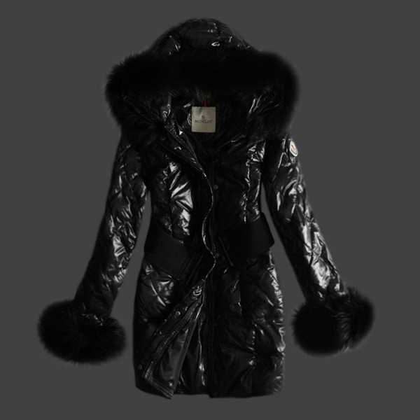 Moncler Jackets Blessedly Black