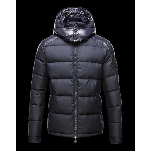 Moncler Jackets Mens Chevalier Blue