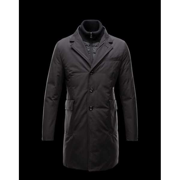 Moncler Jackets Mens Grimbert Black