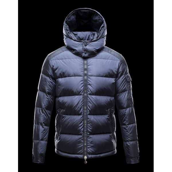 Moncler Jackets Mens Maya Blue