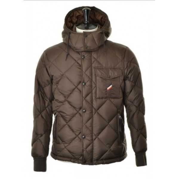 Moncler Jackets Mens Raymond Coffee