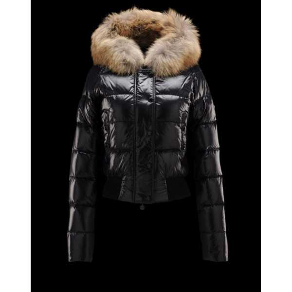 Moncler Jackets Women ALPIN Black