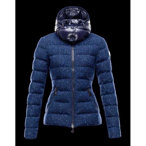Moncler Jackets Women ASTERE Blue