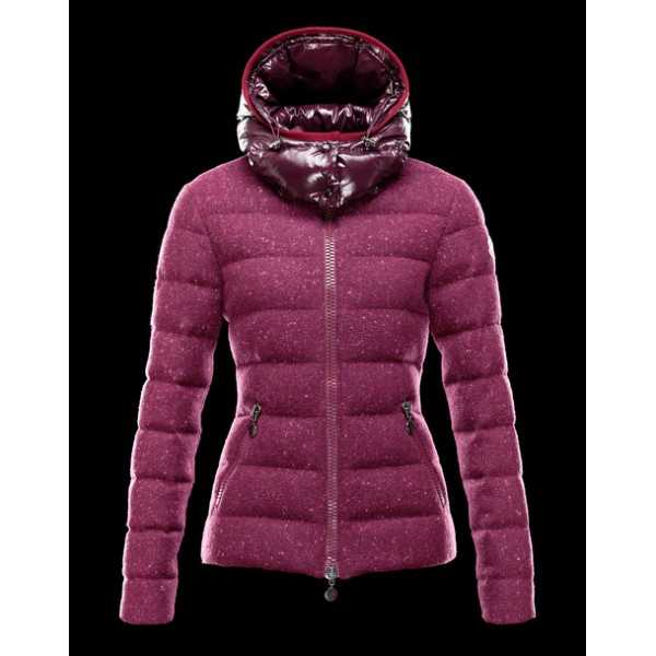 Moncler Jackets Women ASTERE Purple