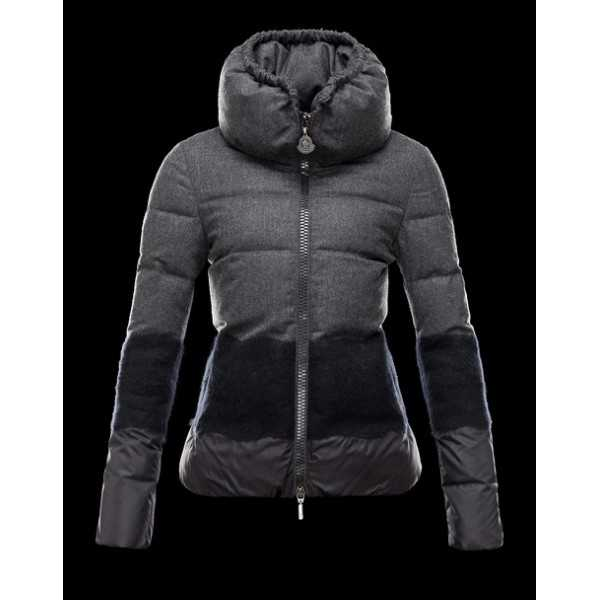 Moncler Jackets Women Arbousier Anthracite