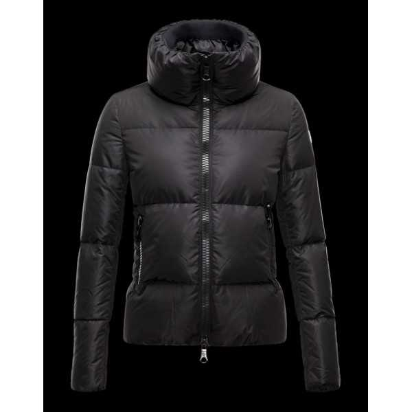 Moncler Jackets Women Chery Black