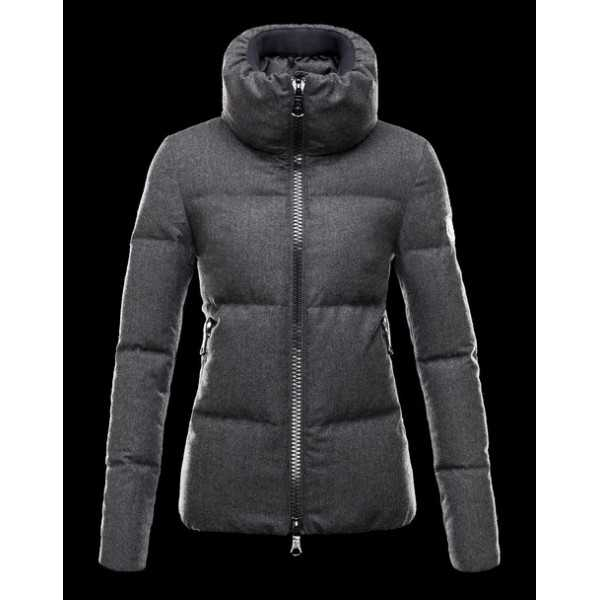 Moncler Jackets Women Chery Grey