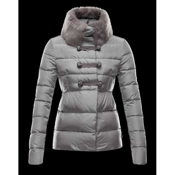 Moncler Jackets Women CreCerelle Grey