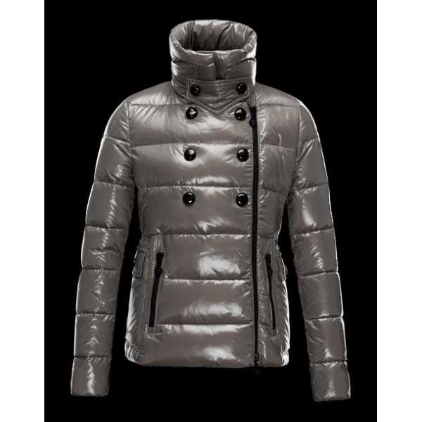 Moncler Jackets Women Daim Grey