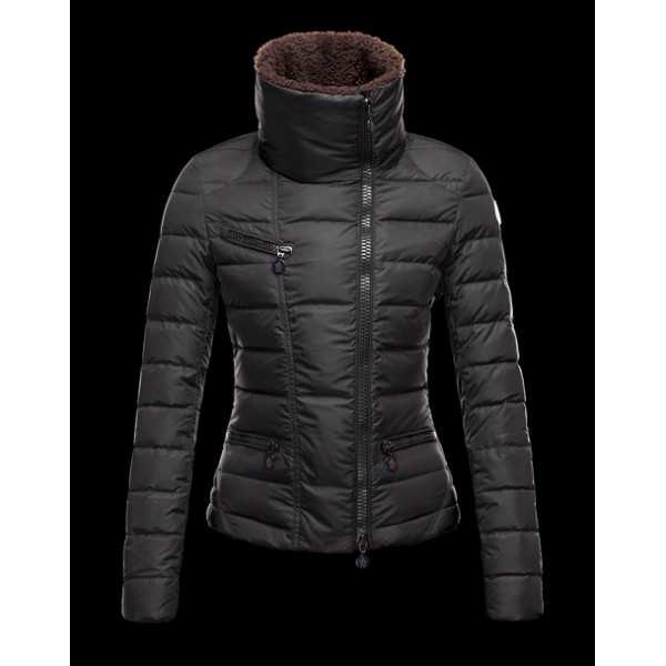 Moncler Jackets Women Frene Black
