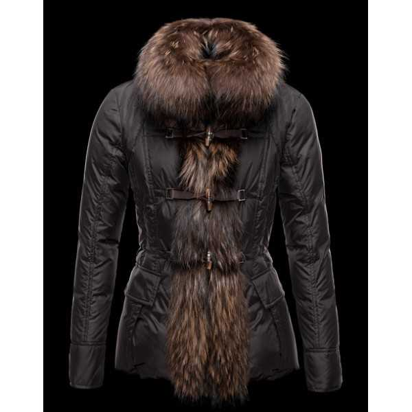 Moncler Jackets Women Grillon Black