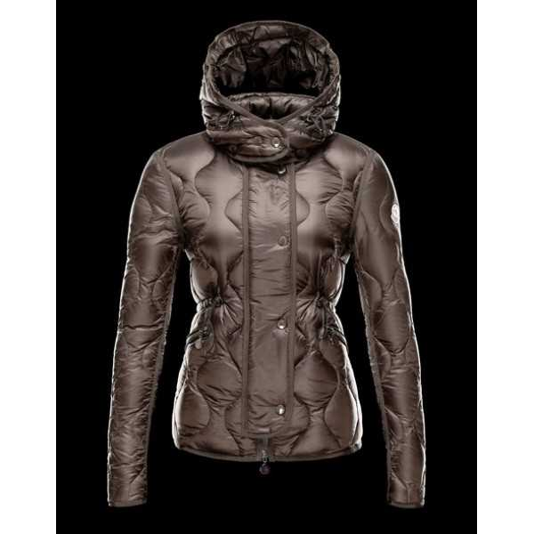Moncler Jackets Women Marmotte Green Black