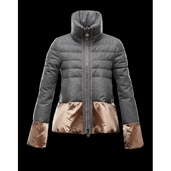 Moncler Jackets Women Miwako Anthracite