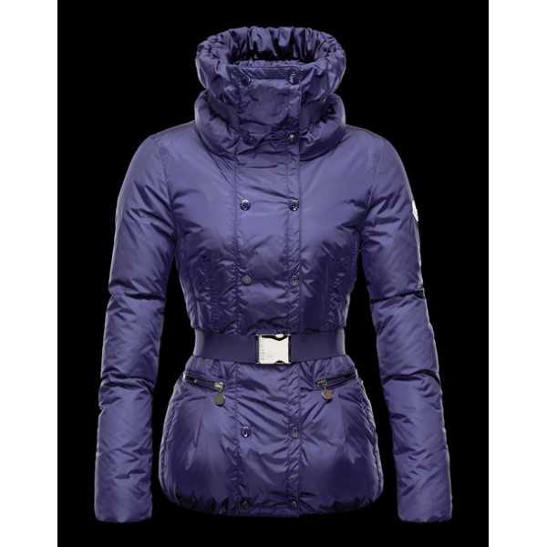 Moncler Jackets Women Phalene Blue