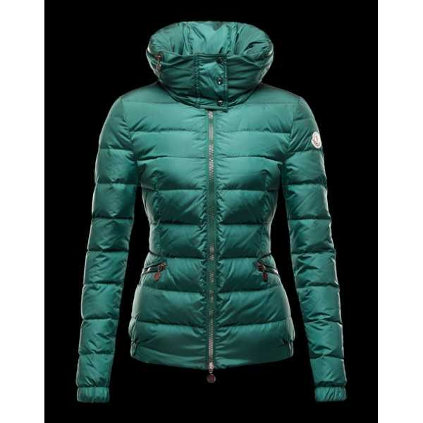 Moncler Jackets Women Sanglier Green