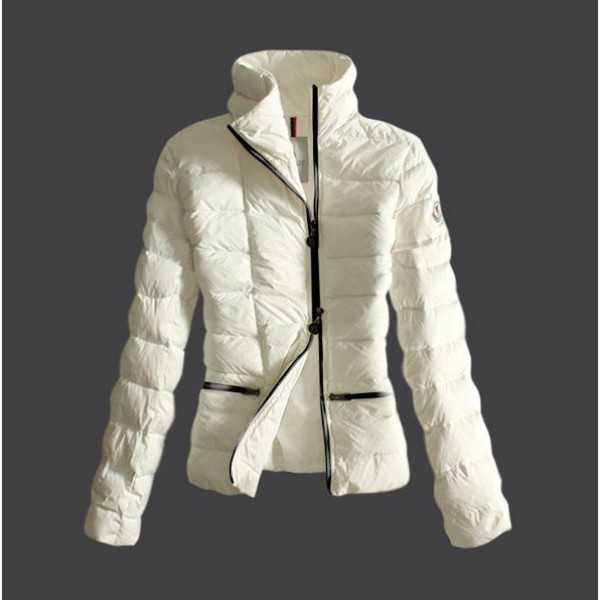 Moncler Jackets Women Short White