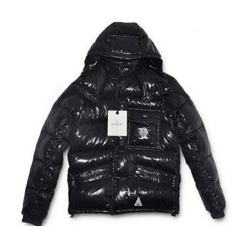 Moncler Karak Down Black Jacket Men