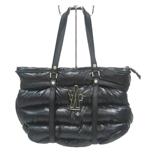 Moncler Large Black Handbag