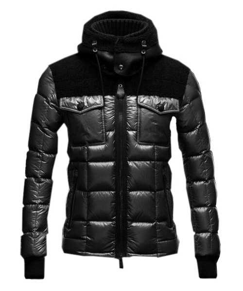 Moncler Lazare Down Jackets Fashion Mens Short Black
