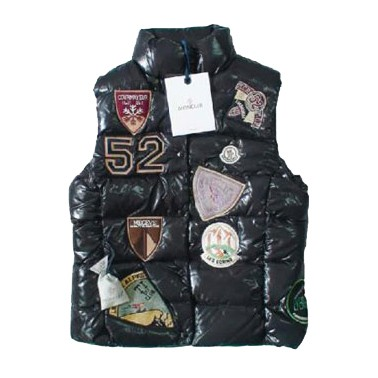 Moncler Limited Edition Black Vest Women