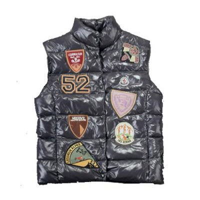 Moncler Limited Edition Grey Vest Women