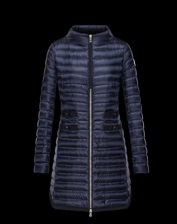 Women's Moncler Long Down Coats 2017