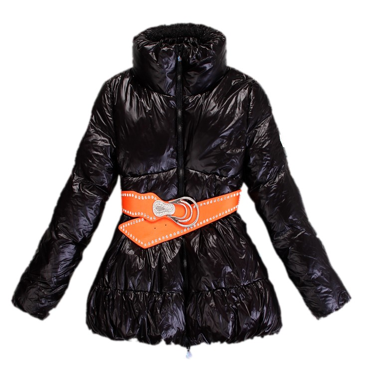 Moncler New Black Coat Women