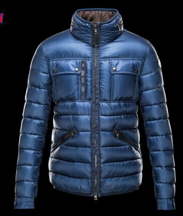 Moncler Norbert Down Coat for Men Hot Necklace