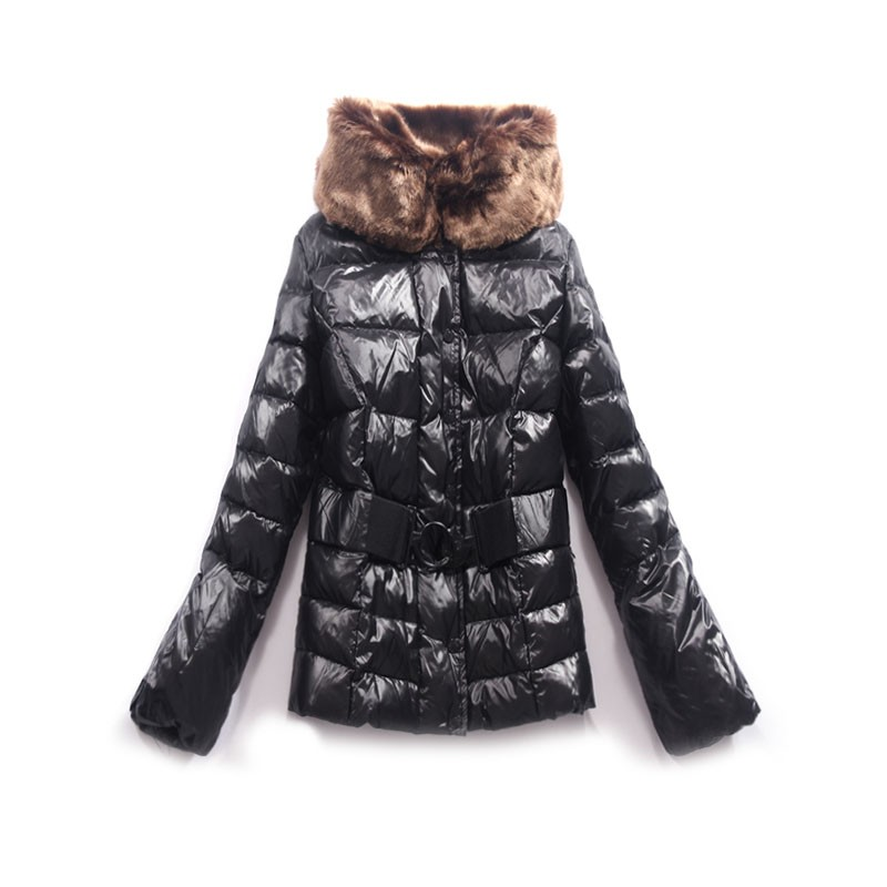 Moncler Pop Stars New Black Coat Women