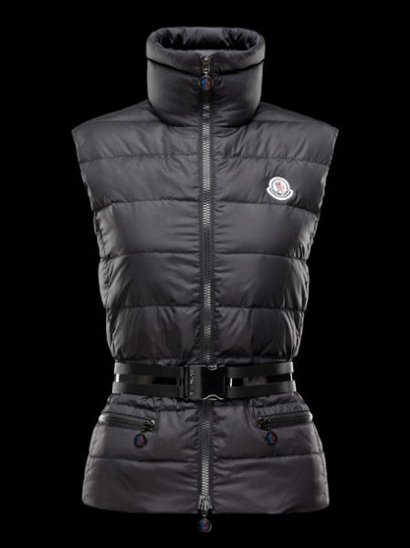 Moncler Women Sleeveless Black