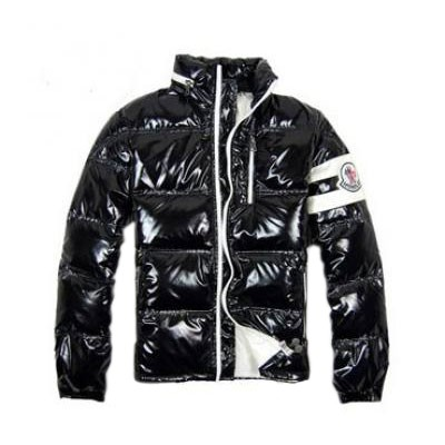 Moncler Special Limited Edition Black Jacket Men