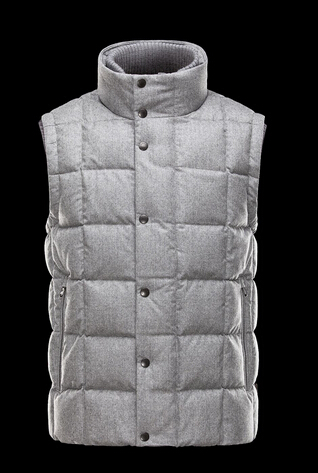 Moncler TENAY Men's Parka Sleeveless Vest