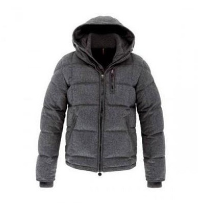 Moncler Vanoise Hats Gray Jacket Men