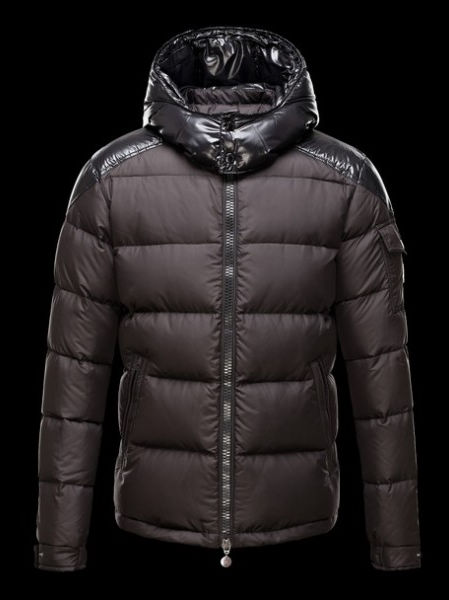 Moncler Jacket Winter Knight Down Jacket Men Black