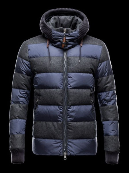 Moncler Winter Jacket DGolddogna Men Down Jacket Blue