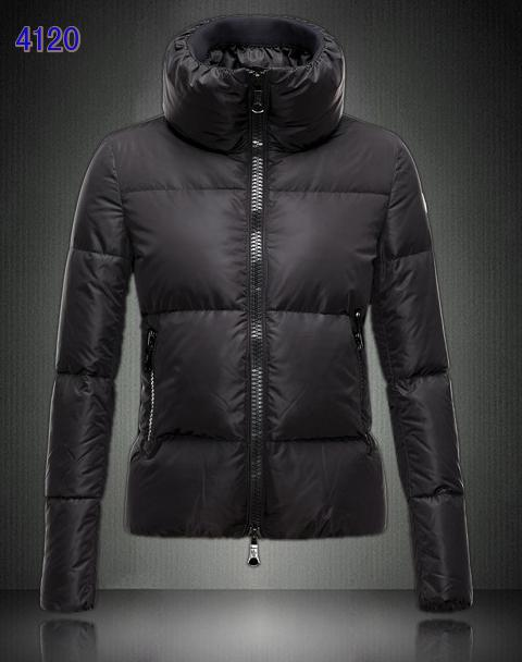 Moncler Women Down Jackets Black