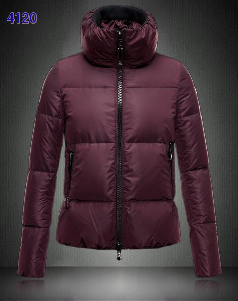 Moncler Women Down Jackets Brown