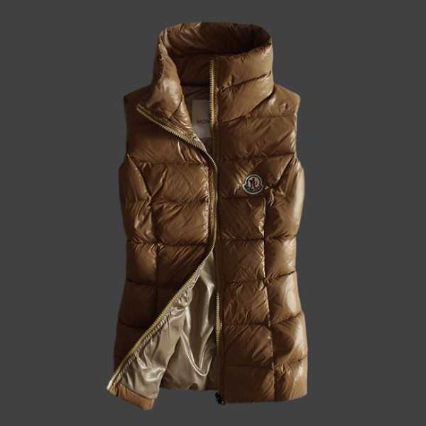 Moncler Women Vest Sleeveless Tanne