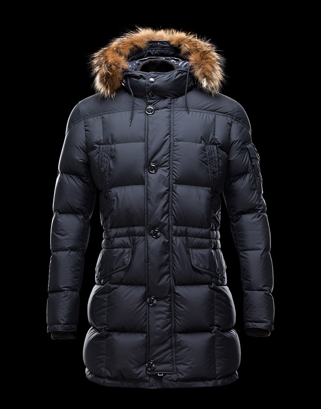 Moncler Women's Coats Blue 2062